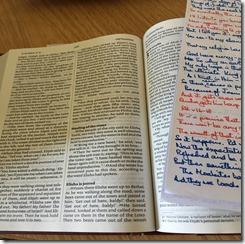 biblehandling